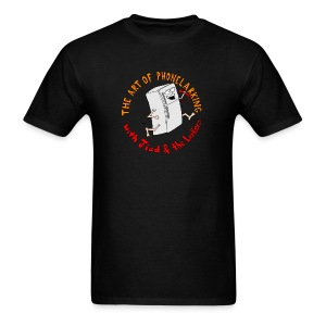 The Art of Phone Larking - Men's T-Shirt