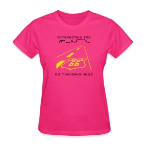 Road Trip 5.5 Thousand Miles - Women's T-Shirt