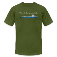 T-Shirts ~ Men's T-Shirt by American Apparel ~ Drive It Like You Stole It