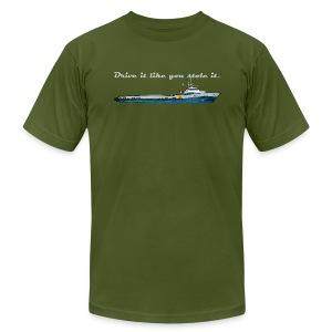 Drive It Like You Stole It - Men's Fine Jersey T-Shirt