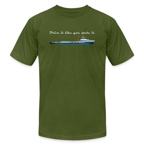 Drive It Like You Stole It - Men's Fine Jersey T-Shirt