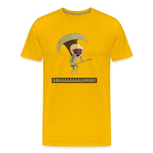 Men's Premium T-Shirt - Gnaaaaaaahhhh!