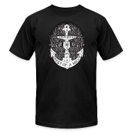 T-Shirts ~ Men's T-Shirt by American Apparel ~ Sailor Spirit