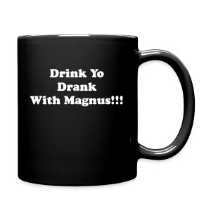 Magnusman Mug!!! - Full Color Mug