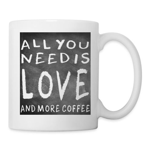 All You Need Is Love - Coffee/Tea Mug