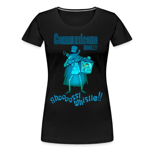 Ghost Whistle! - Women's - Women's Premium T-Shirt