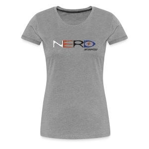 Nerd Enterprises - Women's - Women's Premium T-Shirt