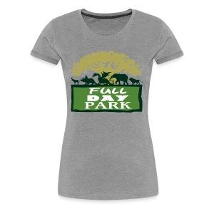 Full Day Park - Women's - Women's Premium T-Shirt