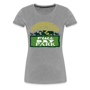 Full Day Park - Women's - Women's Premium T-Shirt