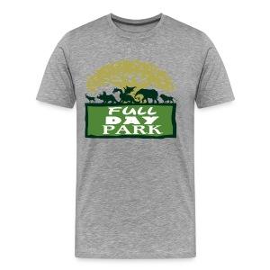 Full Day Park - Men's - Men's Premium T-Shirt
