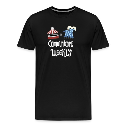 Bob-A-Round Boats & Five Legged Goats - Men's - Men's Premium T-Shirt