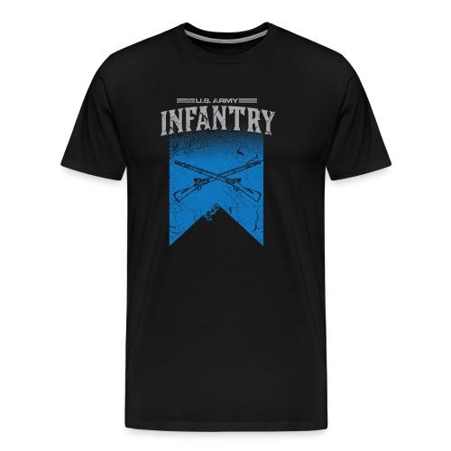 Infantry Tee - Men's Premium T-Shirt