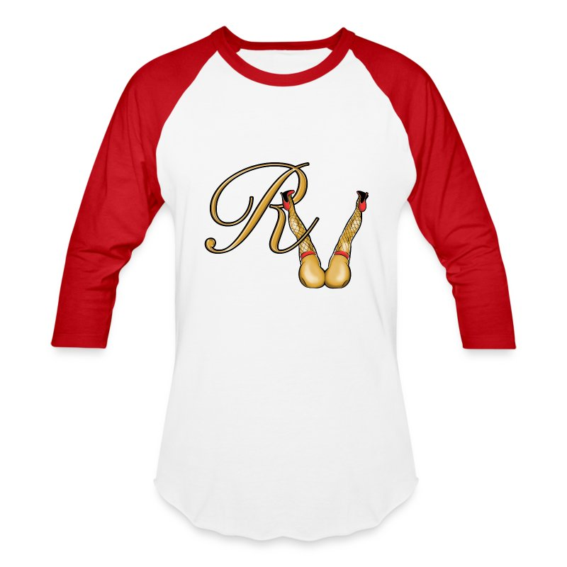 rv_graphiccmyk - Baseball T-Shirt