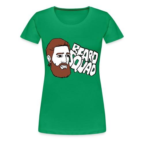 Jordie Benn Beard Squad Shirsey - Femme Fit - Women's Premium T-Shirt