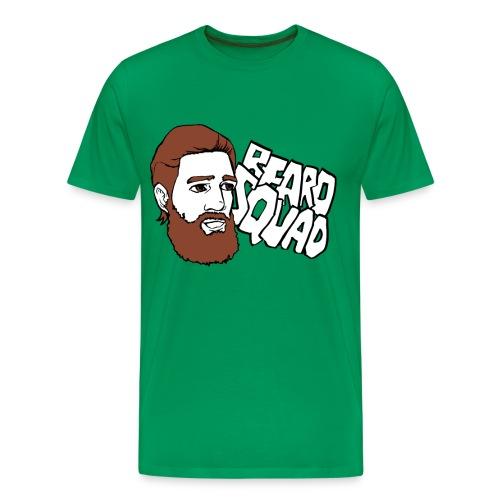 Jordie Benn Beard Squad Shirsey - Men's Premium T-Shirt
