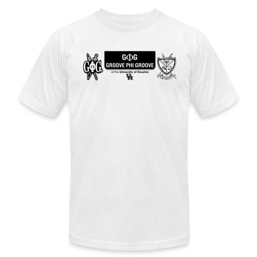 G Phi G at UH Tee (White) - Men's  Jersey T-Shirt