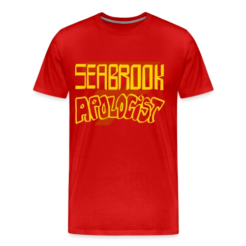 Seabrook Apologist T-Shirt - Men's Premium T-Shirt