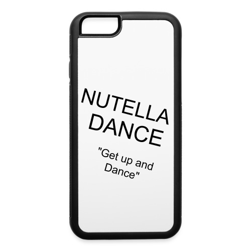 iPhone 6 Nutella Dance rubber case - iPhone 6/6s Rubber Case