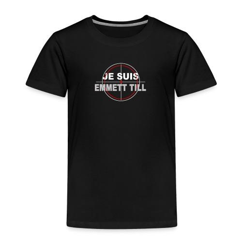 Emmett Till Tee - Toddler Premium T-Shirt