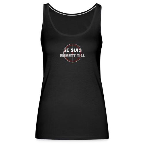 Emmett Till Women's Sleeveless Tank - Women's Premium Tank Top