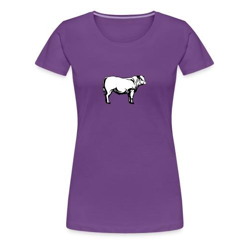 Women's Cow Shirt - Women's Premium T-Shirt