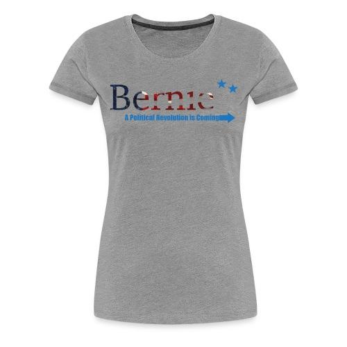 Bernie 2016 - Women's Premium T-Shirt