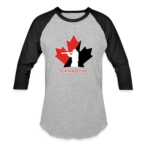 CanaDyne Baseball Tee - Baseball T-Shirt