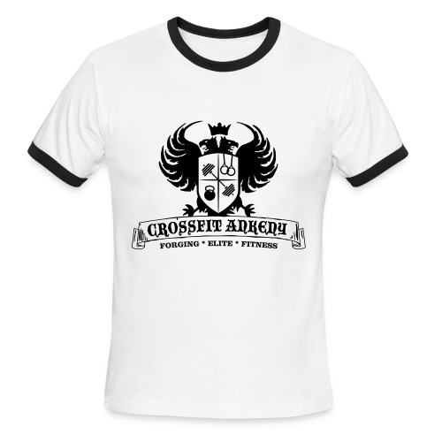 Men's CFA Baseball Tee - Men's Ringer T-Shirt