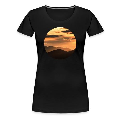 Mescal Sun - WOMENS BLACK - Women's Premium T-Shirt