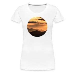 Mescal Sun - WOMENS WHITE - Women's Premium T-Shirt