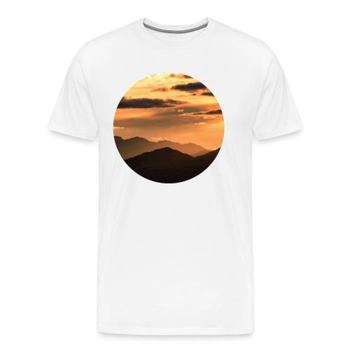 Mescal Sun - WHITE - Men's Premium T-Shirt