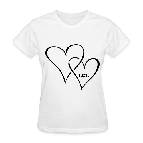 Connected Hearts - Women's T-Shirt