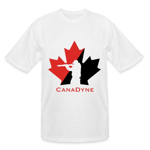 CanaDyne Premium Big and Tall - Men's Tall T-Shirt