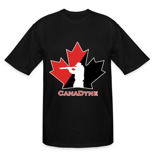CanaDyne Premium Big and Tall - Men's Tall T-Shirt