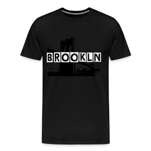 Brooklyn Men - Men's Premium T-Shirt