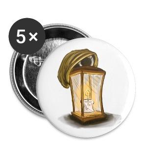 Lantern Button - Small Buttons