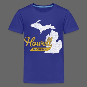 Howell MI - Kids' Premium T-Shirt
