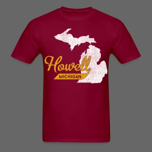 Howell MI - Men's T-Shirt