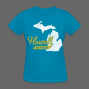 Howell MI - Women's T-Shirt
