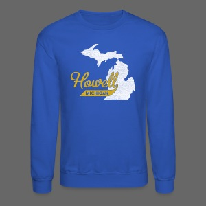 Howell MI - Crewneck Sweatshirt