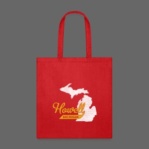 Howell MI - Tote Bag