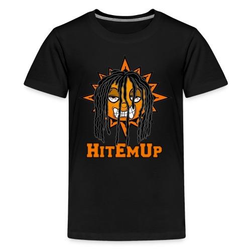 HitEmUp Toddler T-Shirt - Kids' Premium T-Shirt