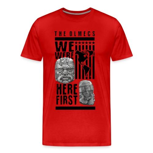 Olmecs Tee - Men's Premium T-Shirt