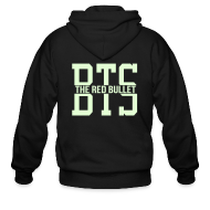 Zip Hoodies & Jackets ~ Men's Zip Hoodie ~ [BTS] Over all