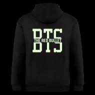 Zip Hoodies & Jackets ~ Men's Zip Hoodie ~ [BTS] Over all