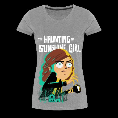 Brave  - Women's Premium T-Shirt