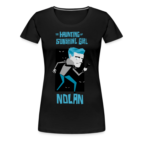Nolan - Women's Premium T-Shirt