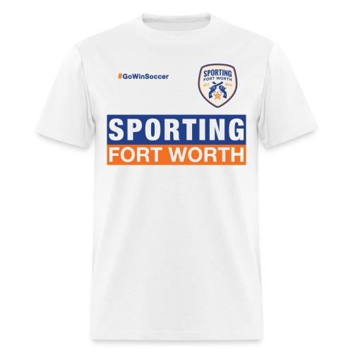 SFW Club Shirt 2015 (white) - Men's T-Shirt