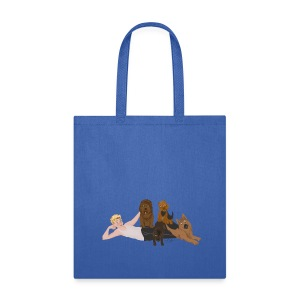1D Puppies Tote - Tote Bag