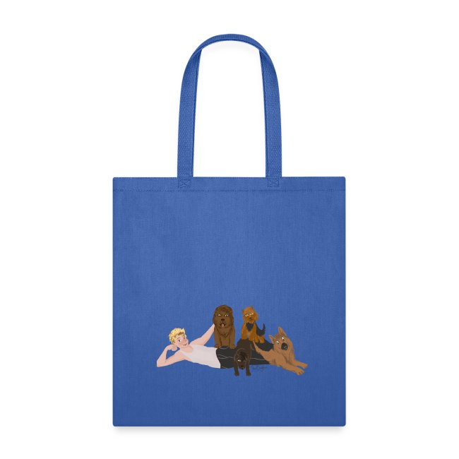 1D Puppies Tote